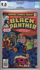 BLACK PANTHER #1 CGC 9.0 (1977) 1ST SOLO APPEARANCE KEY BOOK
