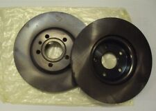 MG F Front Brake Discs And Pads 1.8 1995-2001 Braking Set Braking Kit 240mm Ø