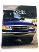 1995 Ford Ranger Pickup Truck 24-page Car Sales Brochure Catalog - STX Splash