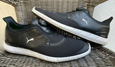 Puma Ignite Spikeless Sport Extreme Disc Golf Shoes Size 12 Black 189928-01
