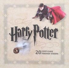 HARRY POTTER 20 First Class Forever Postage Stamps COLLECTIBLE