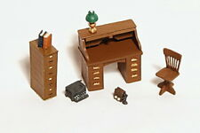 Berkshire Valley Models O/On3/On30, 1/48 Office Desk Set - #451