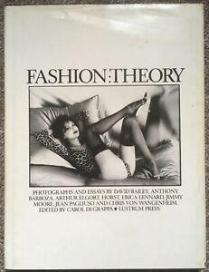 Fashion: Theory edited by Carol Di Grappa, 1980 - First Edition, Near Fine Cond