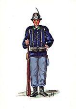C5011) 5 REGGIMENTO ALPINI, DIVISA DEL 1900.
