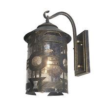 Garden Outdoor Exterior Wall Light Fixture Lighting Home Deoco Lamp