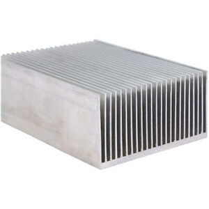 Aluminum Heatsink Heat Sink Fin For LED High Power Amplifier