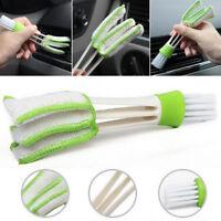Universal Mini Clean Car Indoor Air-condition Brush Tool Auto Care Detailing