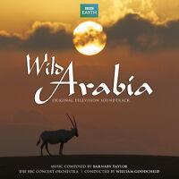 Wild Arabia TV Soundtrack - Barnaby Taylor