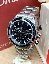 Omega Planet Ocean Chronograph 222.30.38.50.01.001 37.5mm Black Dial 2006