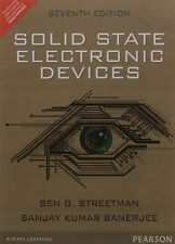 Solid State Electronic Devices by Sanjay Banerjee and Ben Streetman