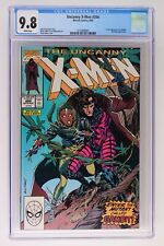 Uncanny X-Men #266 - Marvel 1990 CGC 9.8 1st Appearance of Gambit