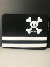 NEW PAUL FRANK JULIUS NEOPRENE 13' MACBOOK PRO LAPTOP SLEEVE BLACK