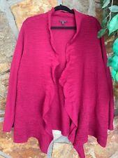 Eileen Fisher Woman Open Front Cardigan Size 2X (E1)