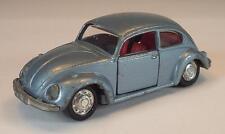 Schuco 1/66 Nr. 818 VW 1302 S Käfer Beetle Volkswagen taubenblaumetallic #233