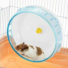"""New listing Juile Yuan Silent Hamster Wheel-Pets Running Sports Exercise Wheel 7"""" Exercise"""