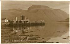 Glencoe. Fort William. Corpach Ben Nevis postcards   qq468
