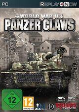World War II: Panzer Claws I + II [PC Steam Key] - Multilingual [E/F/D/PL]