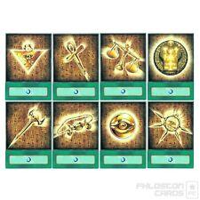 Millennium Items Anime Style Orica Set Yu-Gi-Oh Custom Cards