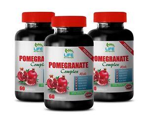 pomegranate extract powder - Pomegranate 40% Extract 250mg - antioxidants 3B
