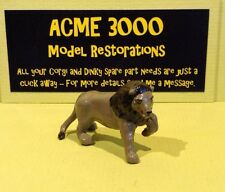 Corgi 1139 Scammell Chipperfields Menagerie Reproduction Repro Standing Lion