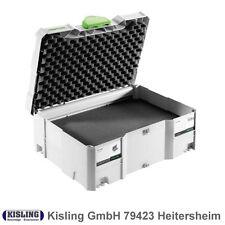 Festool Systainer SYS 2 VARI T-LOC # 497696
