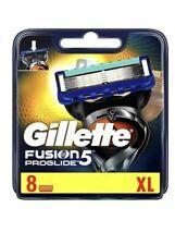Gillette Fusion Proglide Razor Blades - 8 pieces GENUINE