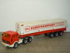 Mercedes Truck & Trailer - Siku Germany *42750