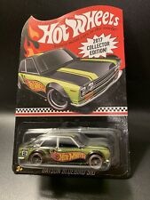 2017 Hot Wheels Datsun Bluebird 510 Kmart Mail In Promotion