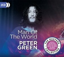 Peter Green - Man of the World - New 2CD Album