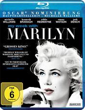 Blu-ray * MY WEEK WITH MARILYN # NEU OVP