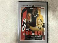 LOS NIÑOS DEL BRASIL DVD FRANKLIN SCHAFFNER GREGORY PECK LAURENCE OLIVIER REICH