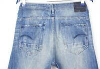 G-star Crudo Donna Arc 3D Affusolato Jeans Taglia W29 L30 AHZ149