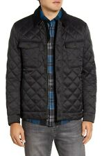 Barbour Maesbury Quilted Jacket in BLACK Size M NWT $280