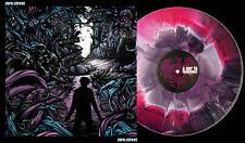 A DAY TO REMEMBER Homesick LP on STARBURST VINYL New STILL SEALED Red/White/Blk