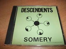 DESCENDENTS  Somery  NEW CD PUNK