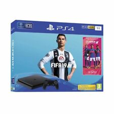 CONSOLE DE JEU SONY PS4 ( Play Station 4 ) 1 TO + FIFA 19