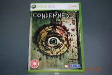 Condenado 2 Xbox 360 PAL Reino Unido ** ** GRATIS UK FRANQUEO