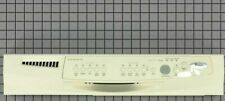 New listing Oem Wp3385743 Whirlpool Almond Control Panel and Touchpad Wp3385743
