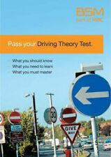 Pass Your Driving Theory Test (Bsm),British School of Motoring
