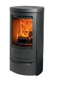 Cosmo 971 Steel Wood Burning Stove