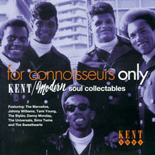 """FOR CONNOISSEURS ONLY  """"KENT / MODERN SOUL COLLECTABLES""""    28 TRACKS"""