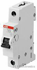 ABB    S201-C25    Thermal Magnetic Circuit Breaker, Miniature, C Curve, 277 V,