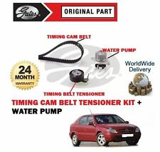 Per CITROEN XSARA 75bhp 1.4 8V 1995-2005 NUOVO Timing Cam Belt Kit + POMPA ACQUA