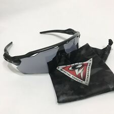 Oakley Sunglasses * Radar EV Path 9208-12 Matte Black & Grey COD PayPal