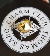 Thomas Sabo Karma Beads Dreieck Silber gelbgold KO227 wie neu