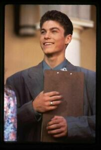 Brian Austin Green Beverly Hills 90210 smiling Original 35mm Transparency