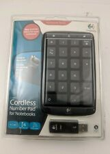 Logitech Notebook Series Cordless Number Pad for Notebooks (SEALED)