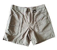 Columbia PFG Mens Large Hiking Fishing Cargo Shorts Performance Fishing Gear