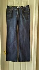GAP Womens Essential Fit Denim Jeans Stretch Dark Wash Stretch Classic Regular 8