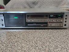 Vtg Teac V-2RX Stereo Cassette Deck 3 Head Two Motor IC Logic Transportation